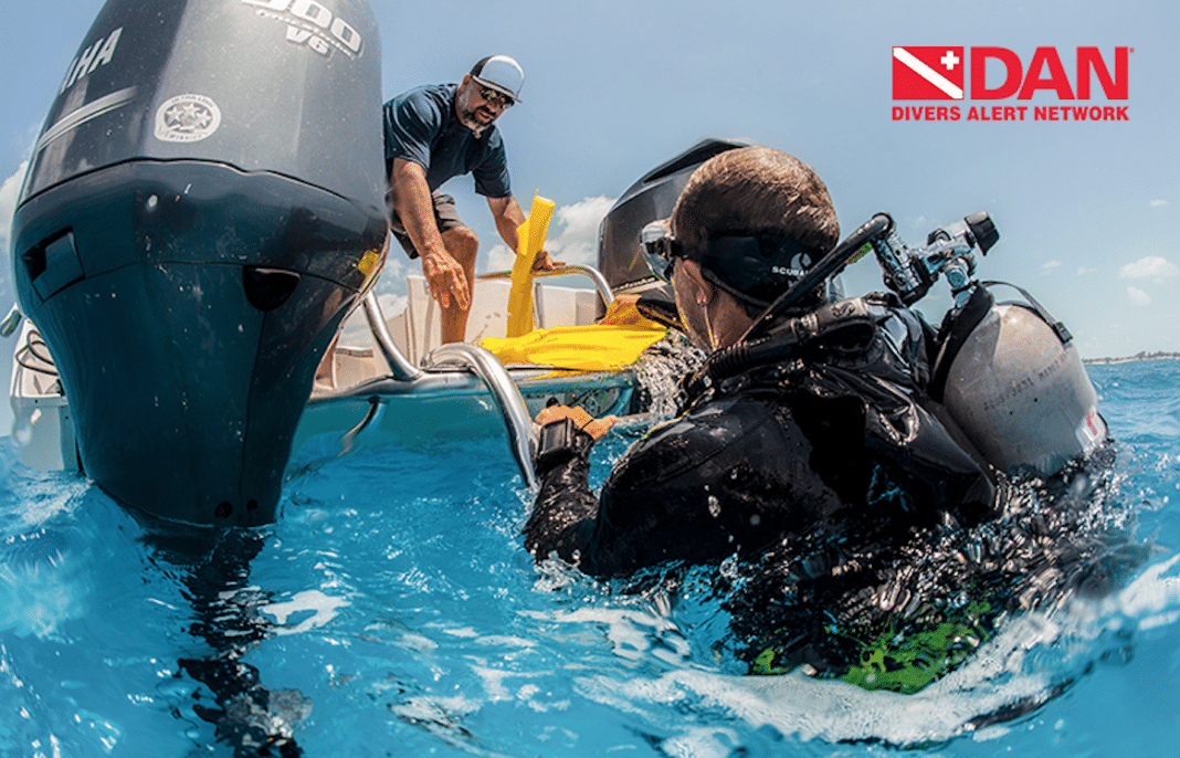 DAN Unveils New Air Quality, Dive Boat Safety E-Learning Courses