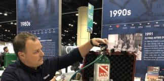 DAN Highlights Portable First Aid Kits at DEMA Show 2019