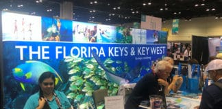 Florida Keys at 2019 DEMA Show