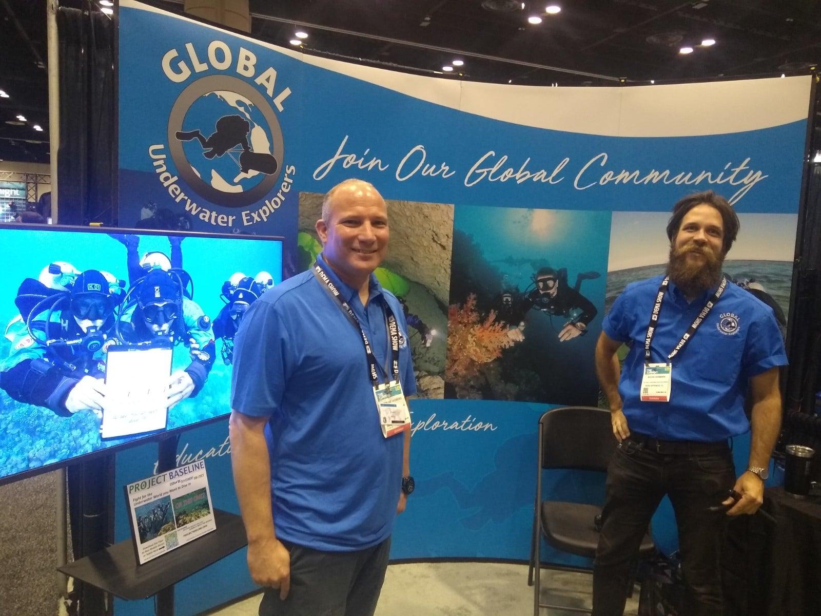Global Underwater Explorers Return To DEMA Show
