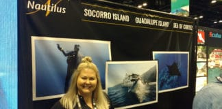Nautilus Dive Adventures at DEMA Show 2019