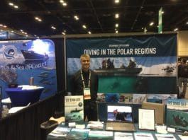 Oceanwide Expeditions at DEMA Show 2019