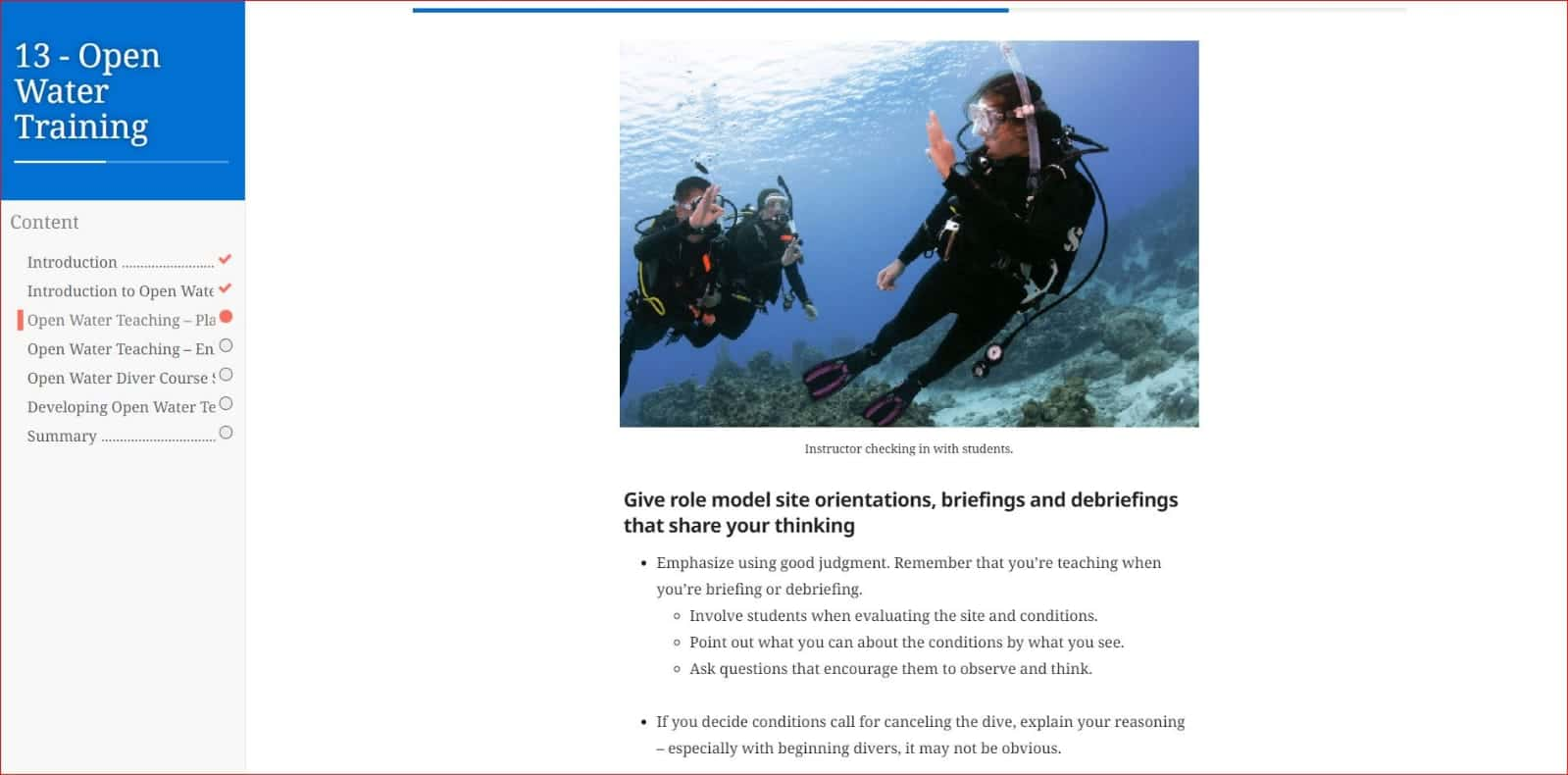 PADI's New, Revamped Instructor Development Course Unveiled At DEMA Show 2019