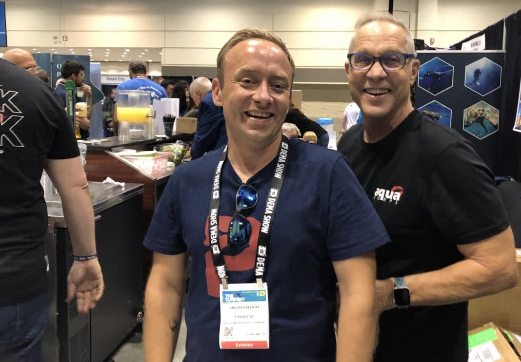 Paralenz at DEMA Show 2019