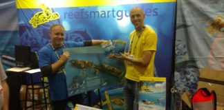 Reef Smart Guides at DEMA Show 2019