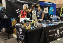 Sea Shepherd at DEMA Show 2019
