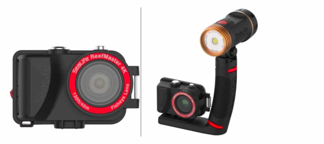 Sealife's Reefmaster RM-4K Camera
