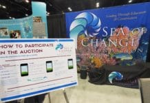 Sea of Change Foundation at DEMA Show 2019