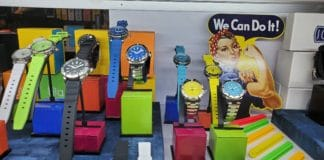 Time Concepts Unveils Bia Women's Sport Watch