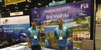 Waidroka Bay Resort at DEMA Show 2019