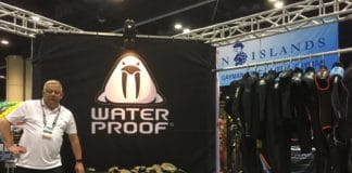 Waterproof Diving International at DEMA Show 2019