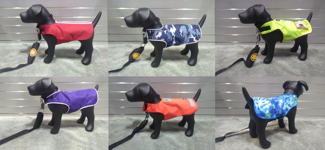 DUI Reveals Premium Vest for Your Doggie