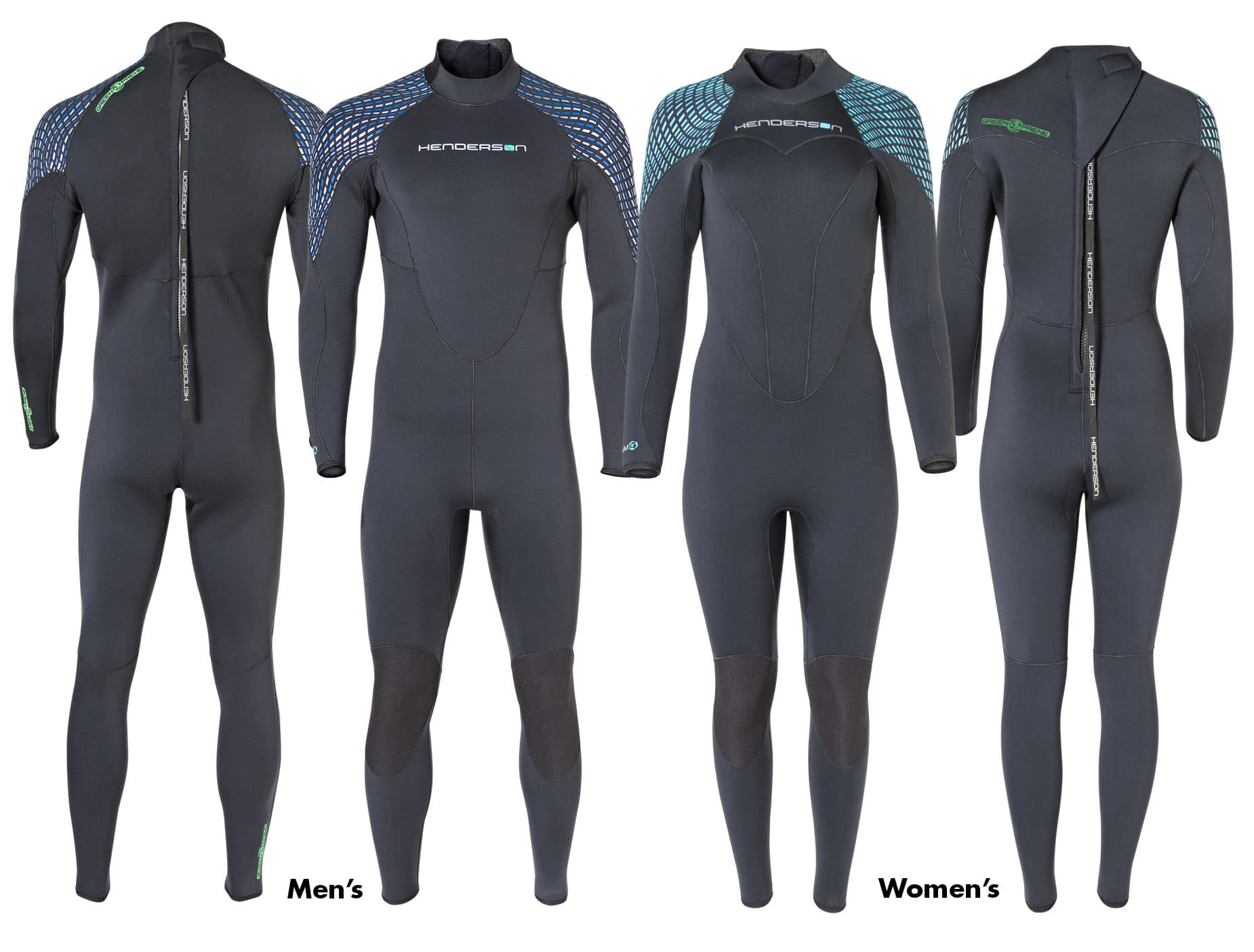Henderson Aquatics Introduces 100% Neoprene-Free 'Greenprene' Wetsuit 1
