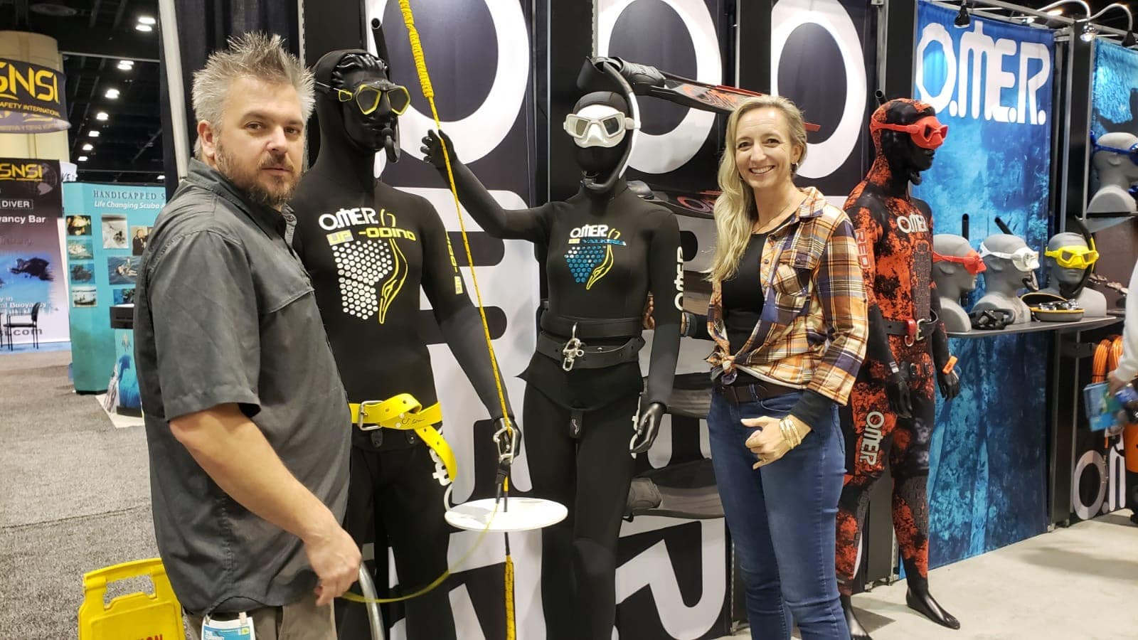 OMER at DEMA Show 2019
