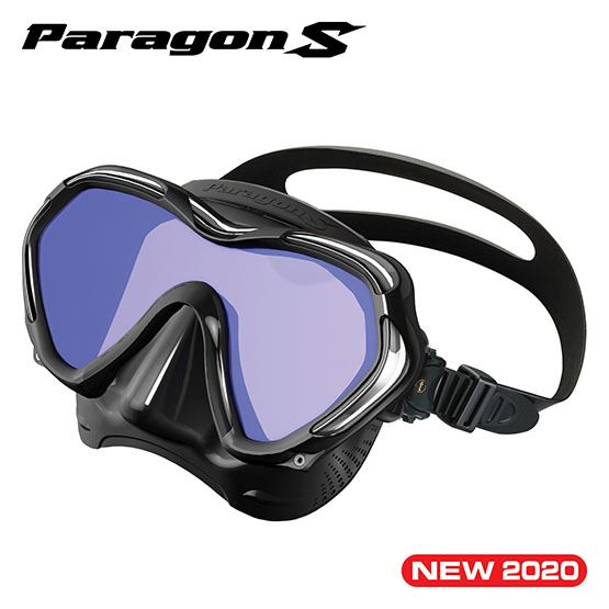 TUSA Introduces The Paragon S Single-Window Mask 1