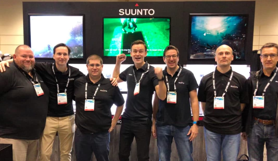 Suunto at DEMA Show 2019