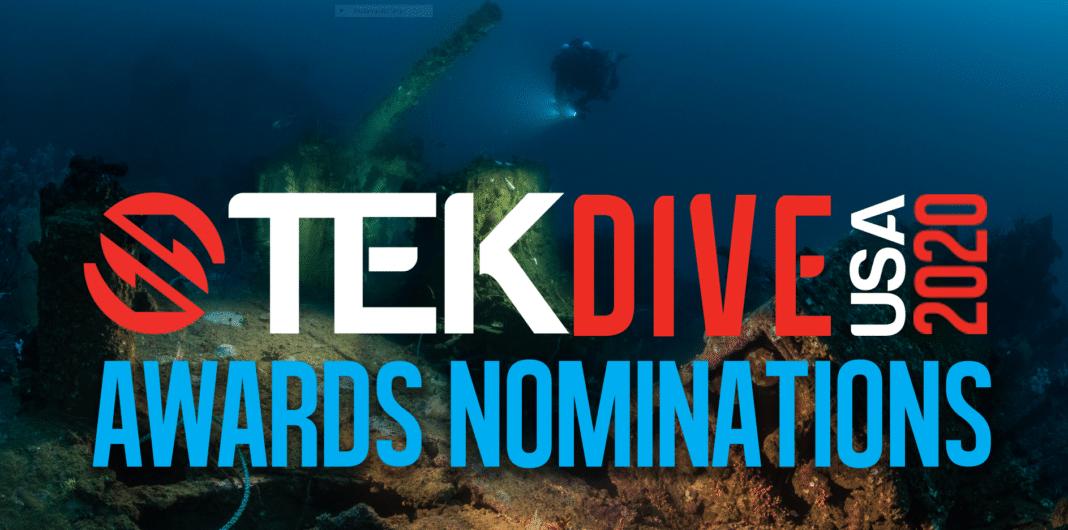 TEKDiveUSA Award Nominations Now Open