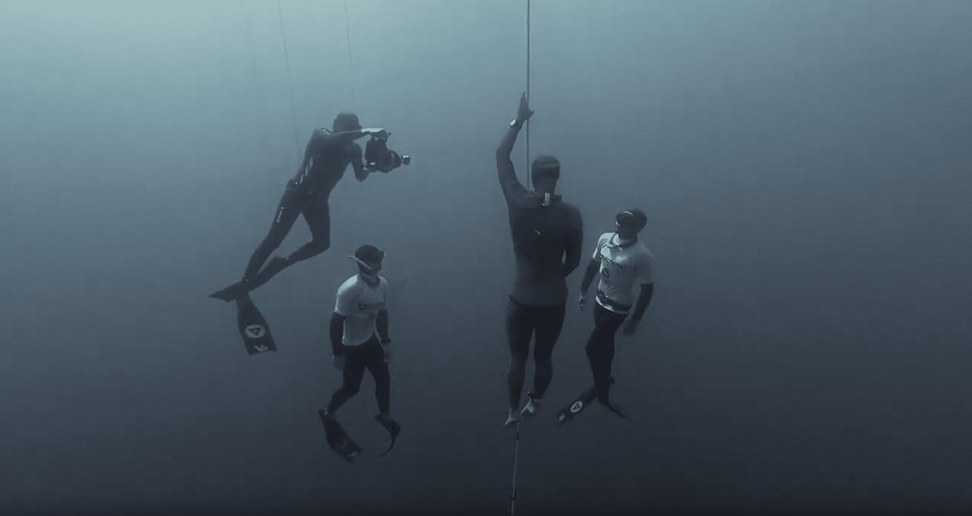 Alchemy's safety diver video