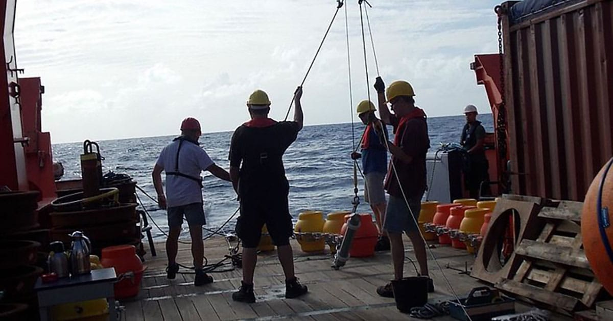 New EU-Funded Project Strives To Make Ocean Monitoring More Efficient