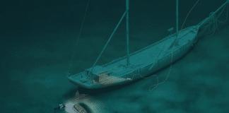 WC Kimball shipwreck (Image credit: Cal Kothrade)