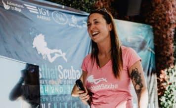 Girls That Scuba Founder - Sarah Richard