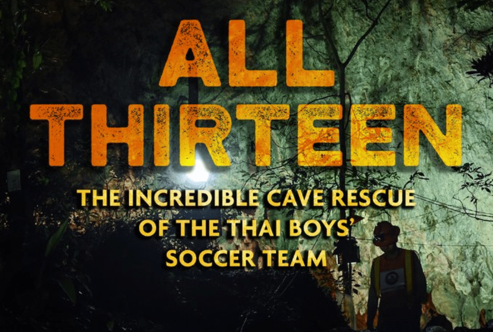 Cover For 'All Thirteen' Book