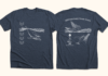 Ocean Count T-Shirts Support Whales In Hawaii