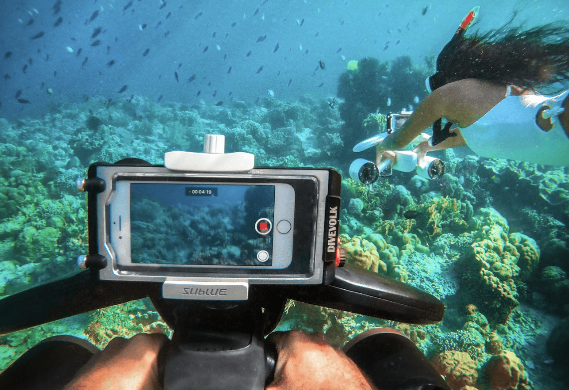 Sublue Unveils New Mix Pro Underwater Scooter