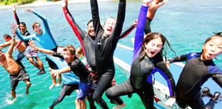 Kids Sea Camp