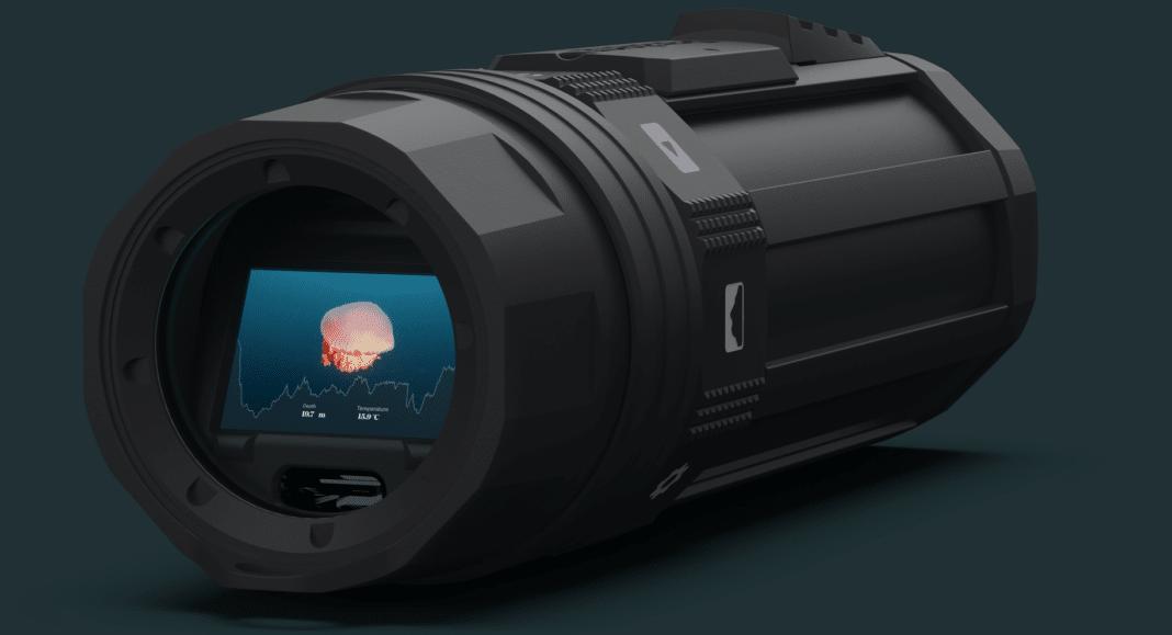 Paralenz Unveils New 'Vaquita' Dive Camera