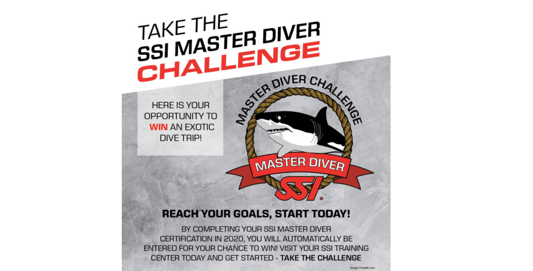 Become An SSI Master Diver And Win A Trip On The Roatan Aggressor