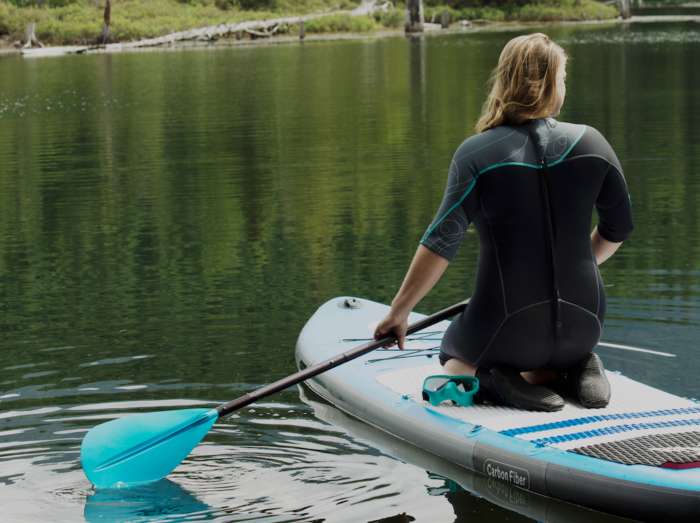 BARE's newest entry-level offering - the Revel wetsuit