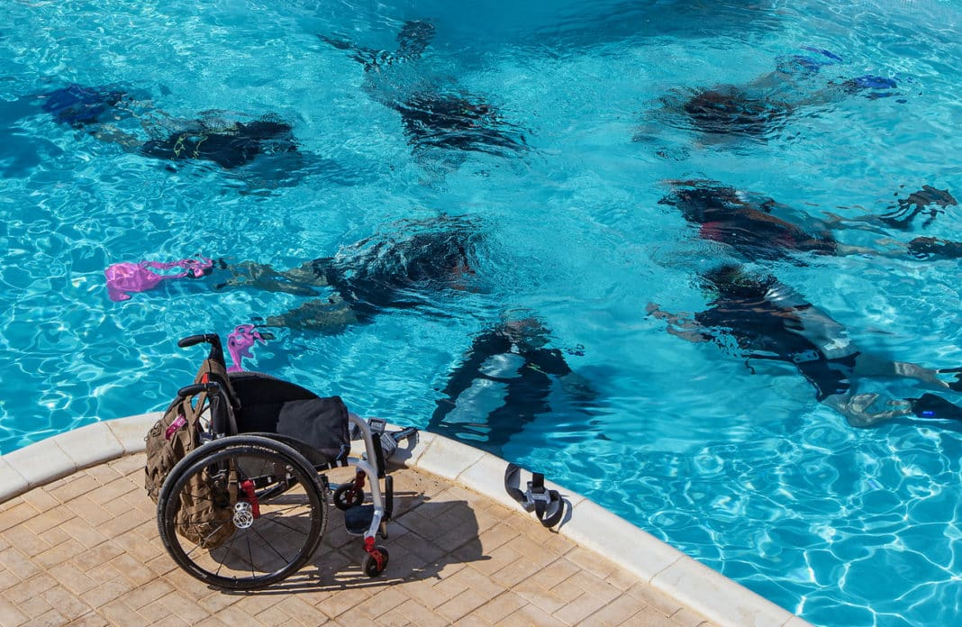 Deptherapy And RAID Will Team Up At GO Diving Show