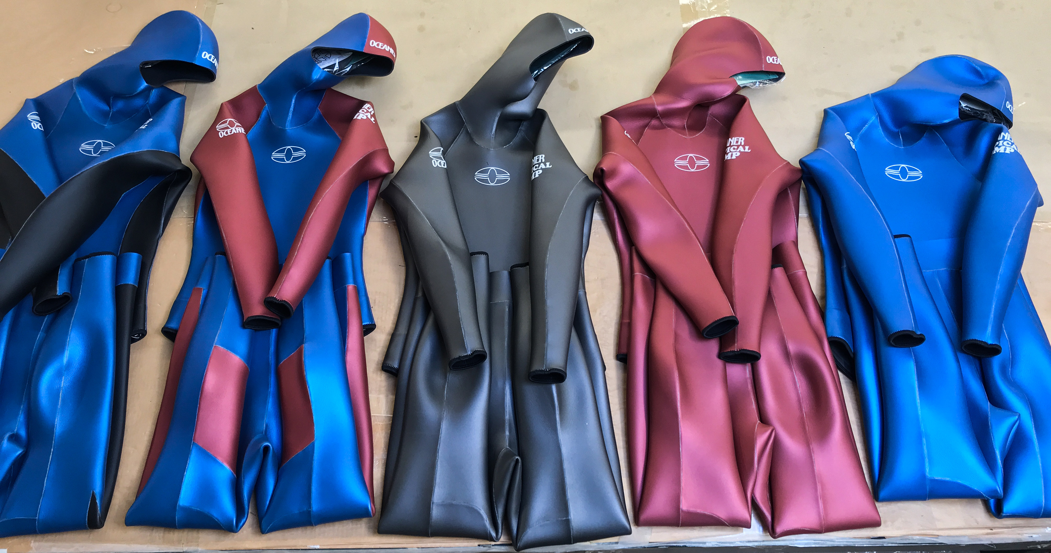 Oceaner Unveils New Tropical COMP Freediving Wetsuit