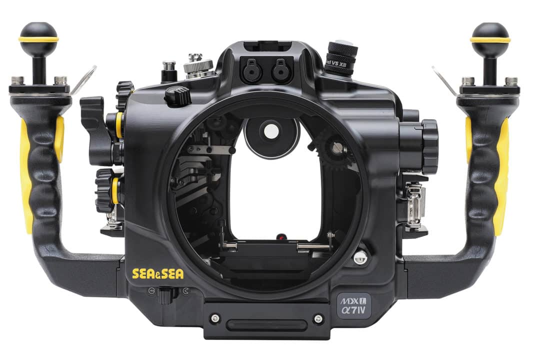 Sea&Sea Releases New MDX-L Underwater Housing For Sony a7R IV Camera 2