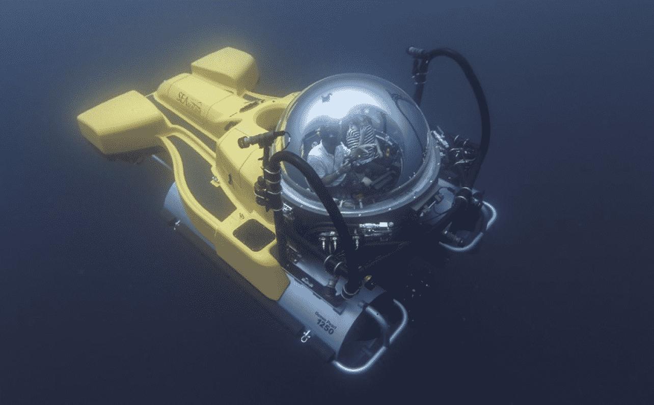 Immerse Submarine Piloting