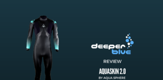 Review - Aquaskin 2.0 - by Aqua Sphere