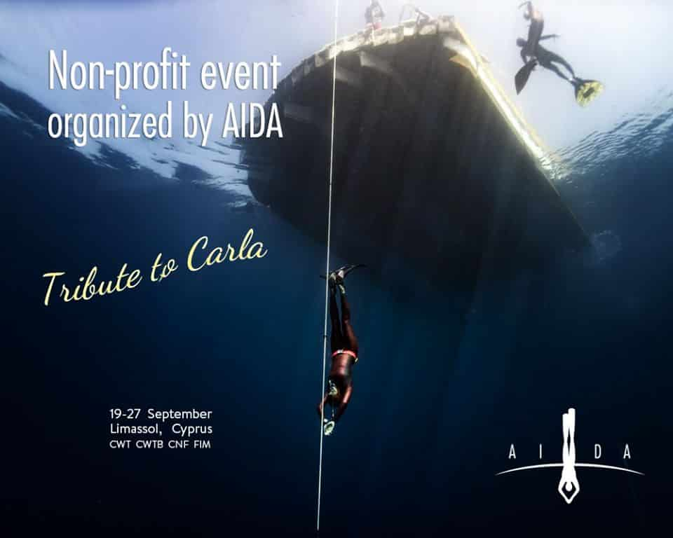 AIDA Organizing Freediving Competition In Tribute To Carla Hanson