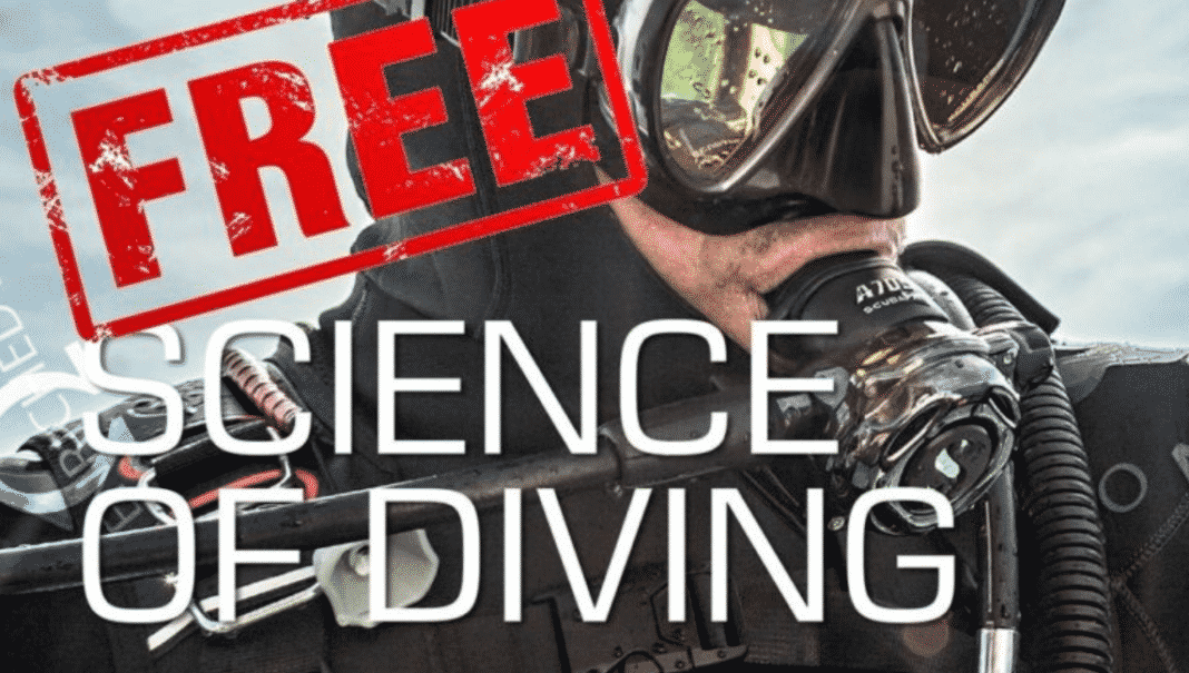SSI Offering Free Science of Diving Digital Kit