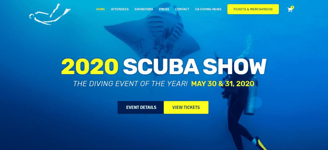 Scuba Show 2020