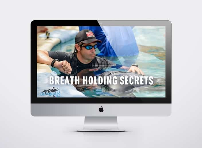 Breath holding secrets from a USA Freediving record holder