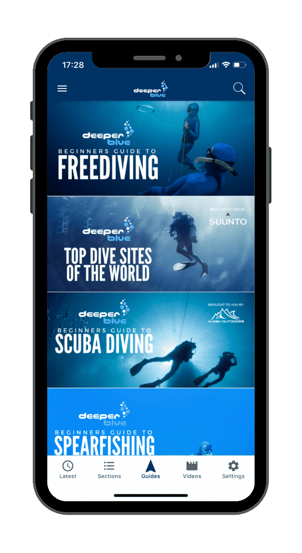 DeeperBlue.com App - Ultimate Guides