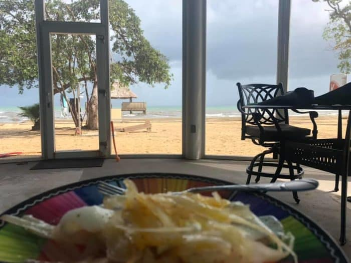 The Breakfast before The Storm
