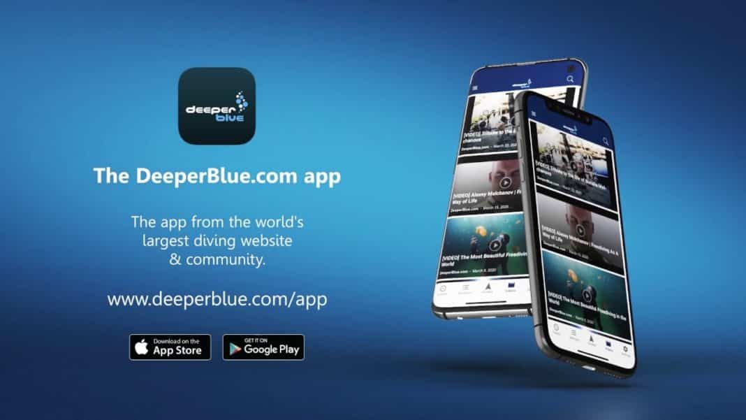 Download The DeeperBlue.com App Today