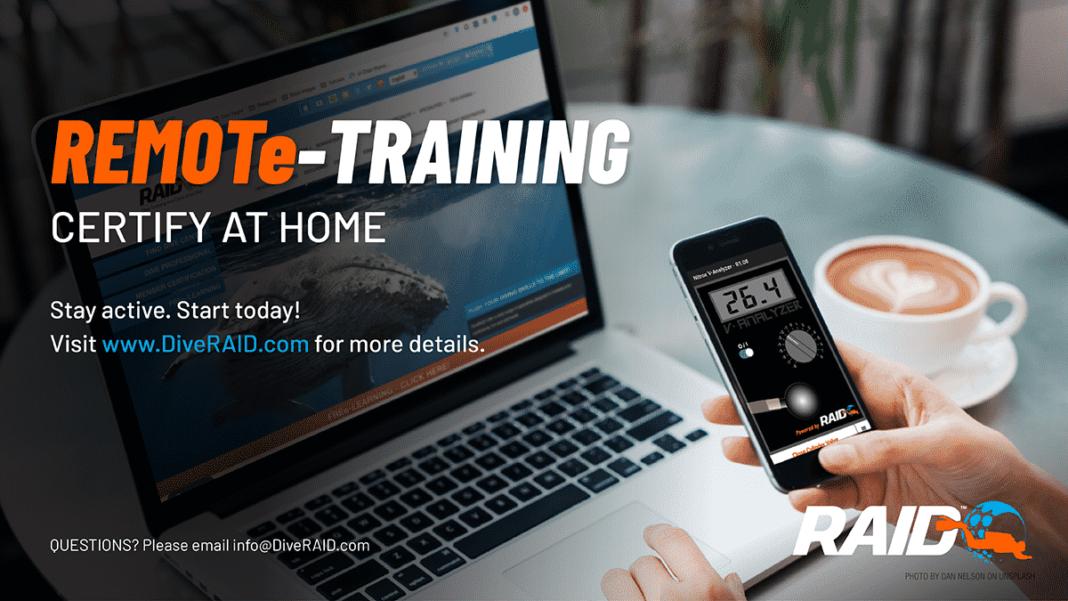 RAID REMOTEe-Training
