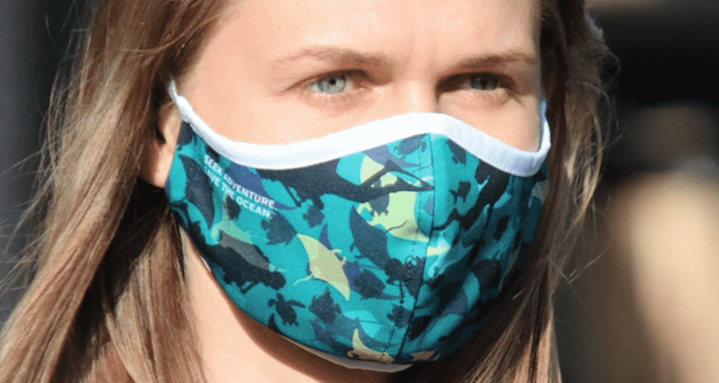 PADI Releases New Protective Face Coverings
