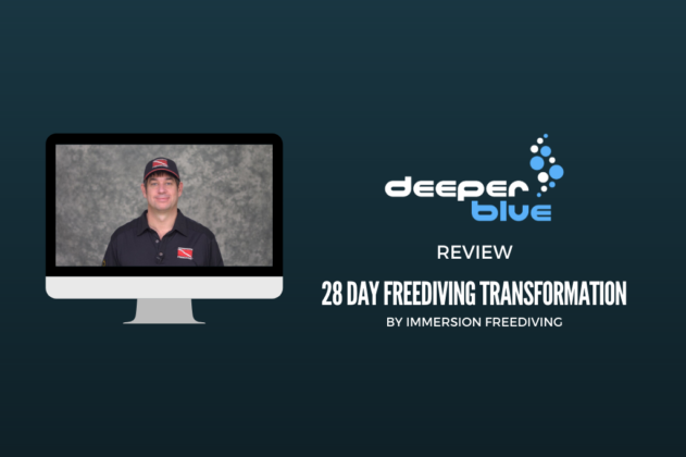 Review: 28-Day Freediving Transformation Course