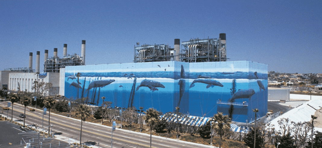 Whaling Walls – Wyland Foundation