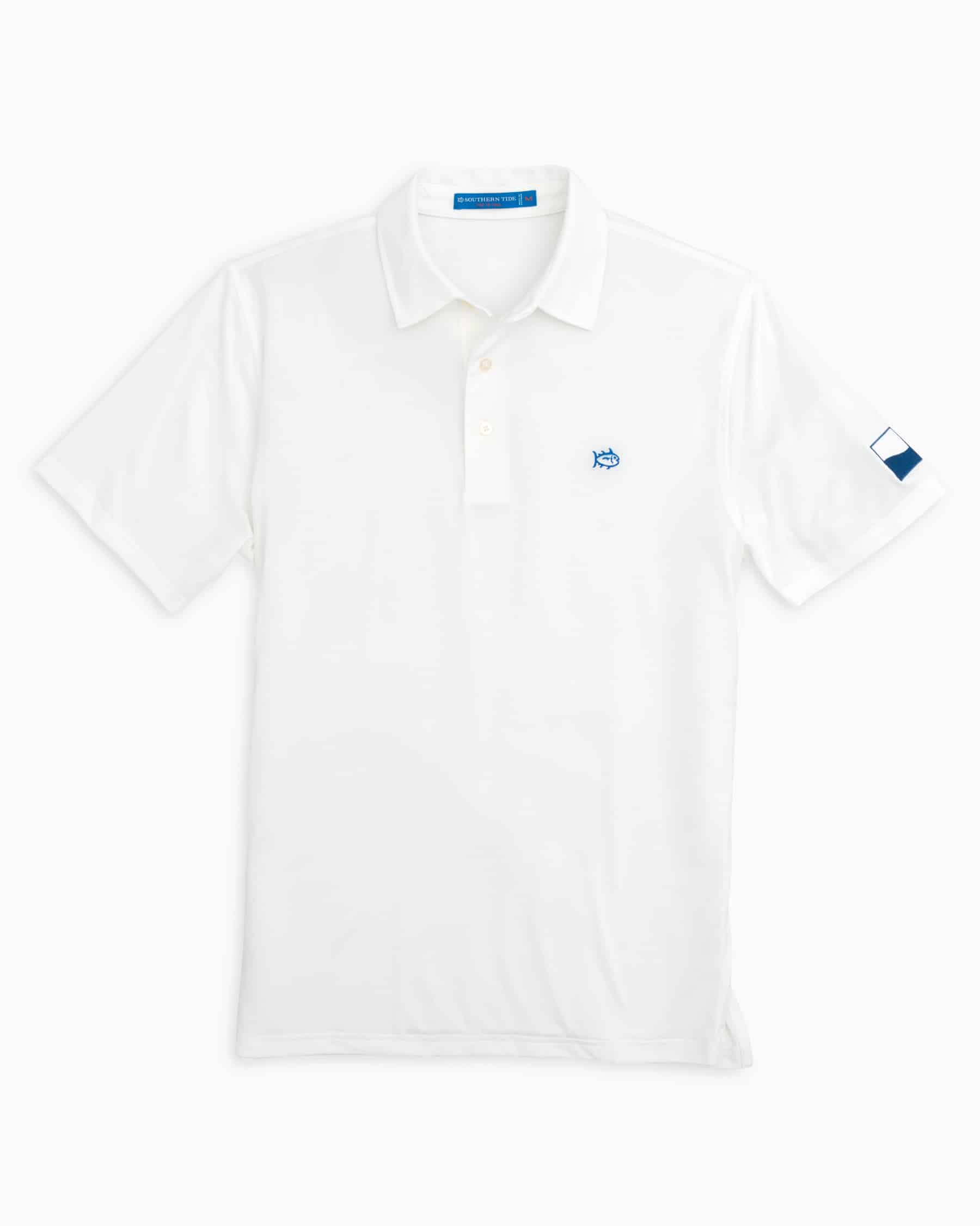 Southern Tides Beneath the Waves Polo