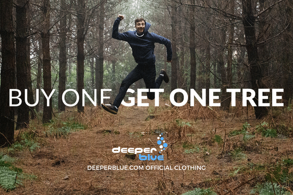 Buy One Get One Tree on DeeperBlue Official Clothing
